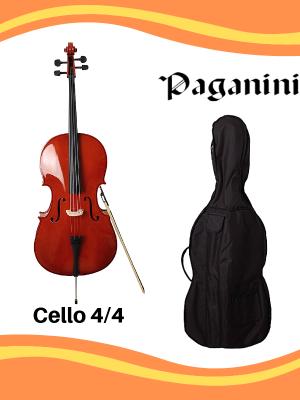 cello 4/4 Paganini para estudiante