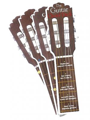 abanico de acordes para guitarra