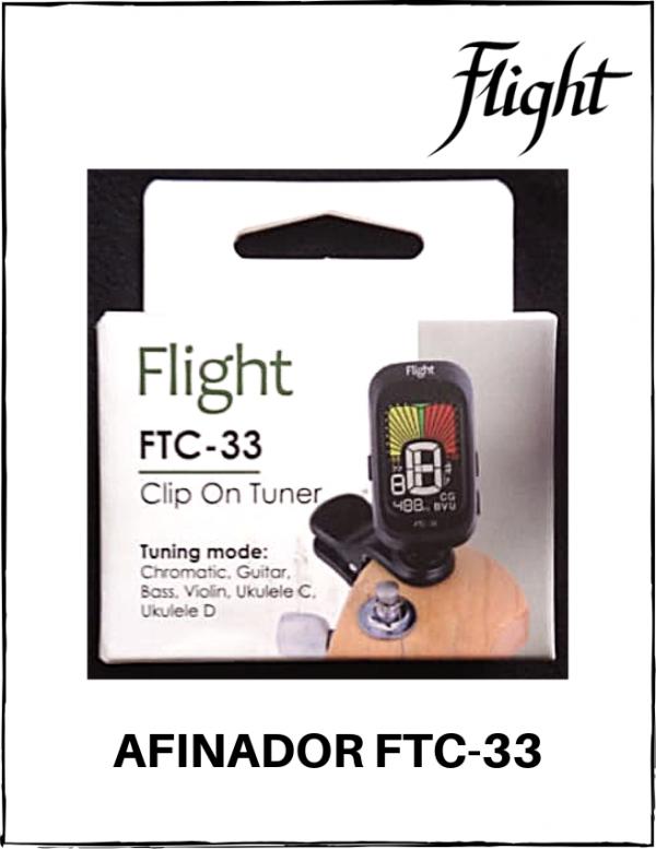 Afinador Digital Flight FTC33 02