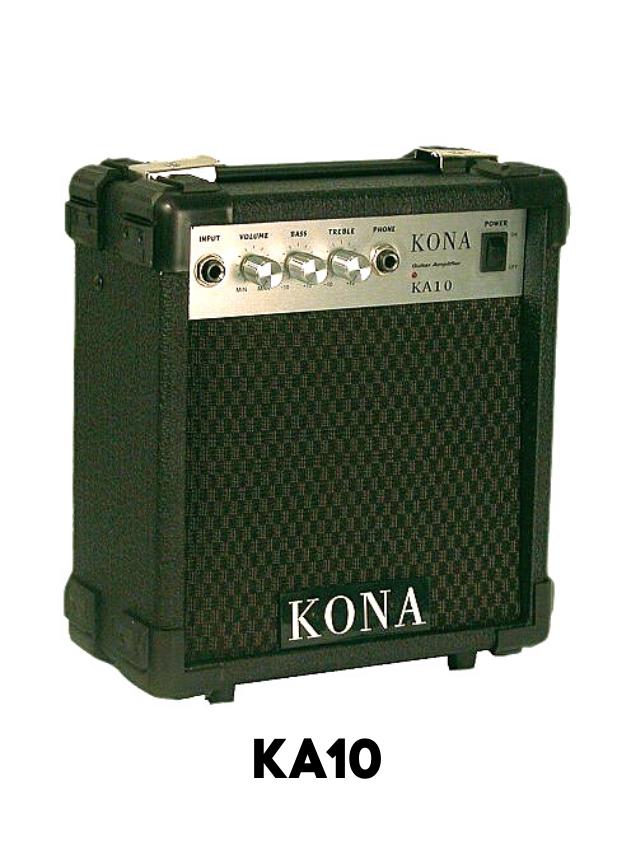 amplifiador para guitarra kona ka0