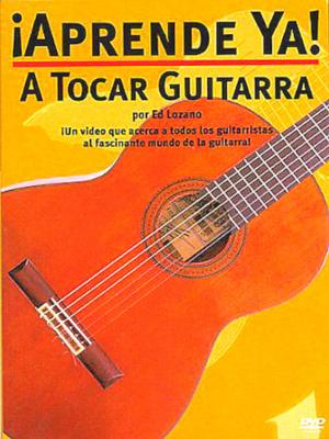 aprende ya a tocar guitarra ov12133 dvd