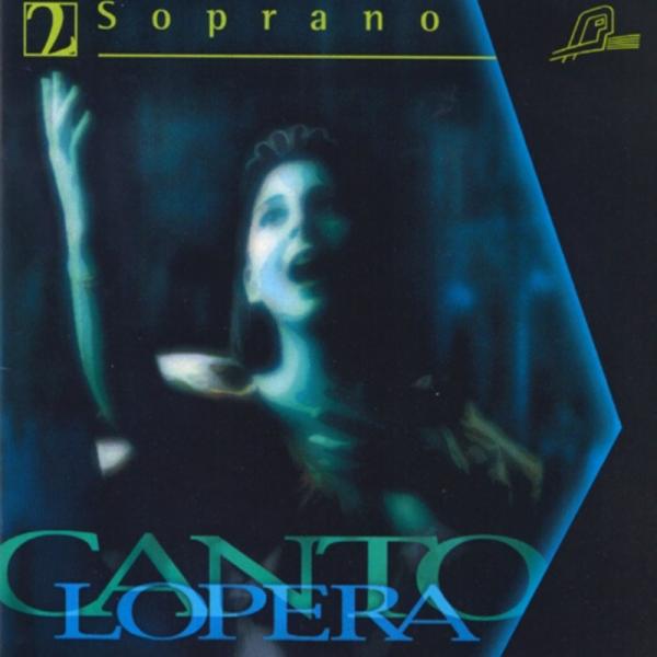 cantolopera arias para soprano vol.2