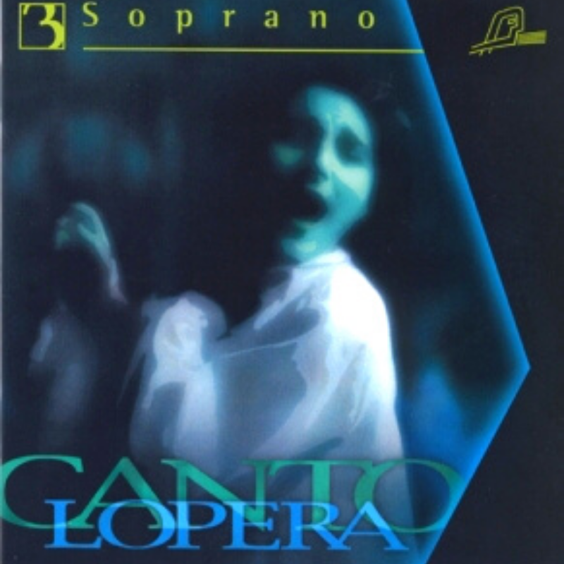 cantolopera arias para soprano vol.3
