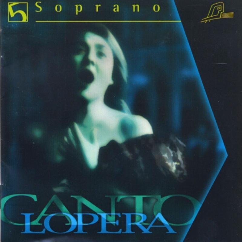cantolopera arias para soprano vol.5
