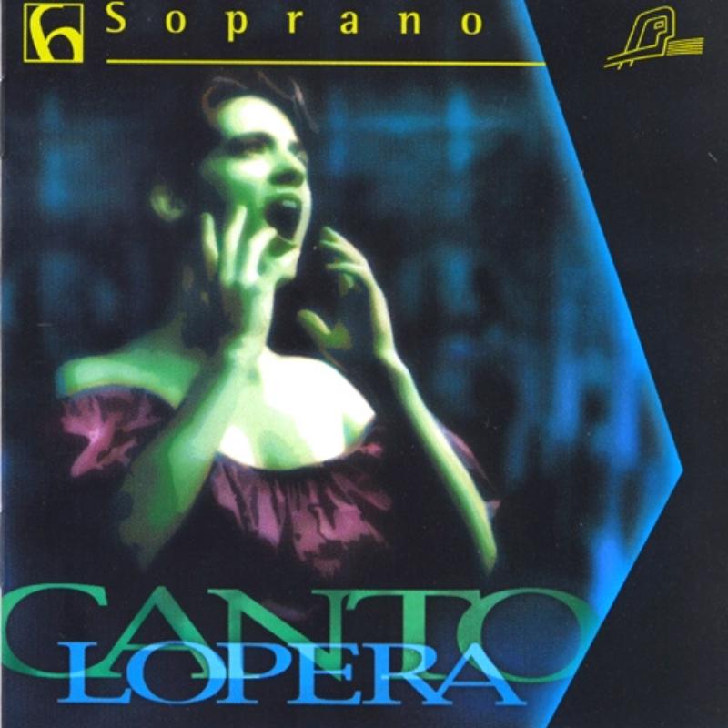 cantolopera arias para soprano vol.6