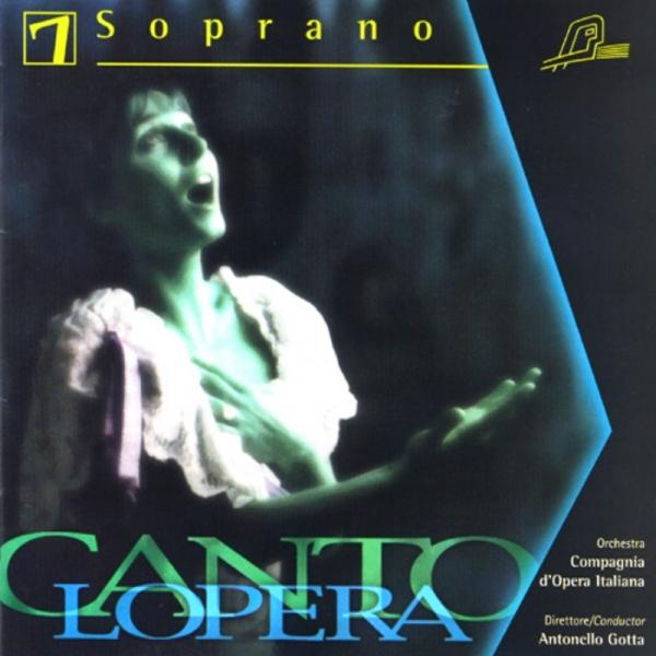 cantolopera arias para soprano vol.7