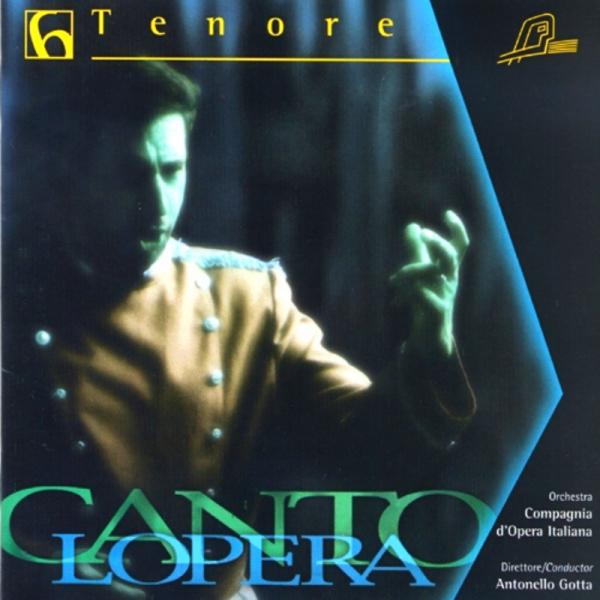 cantolopera arias para tenor vol.6