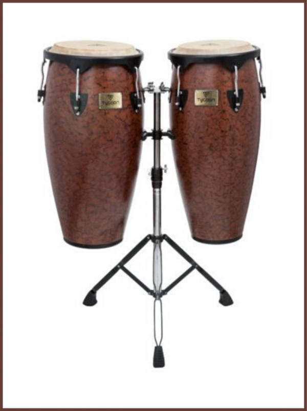 congas tycoon supremo marble series