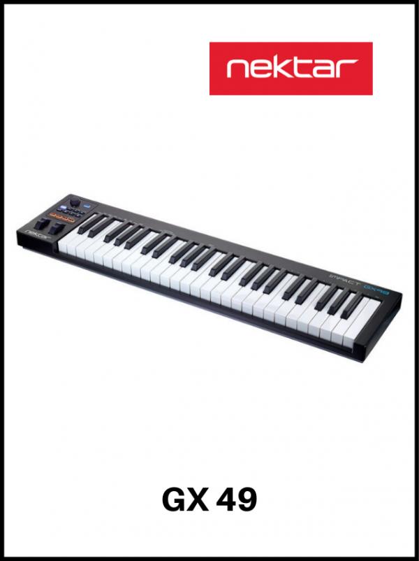 Teclado Controlador Nektar GX49