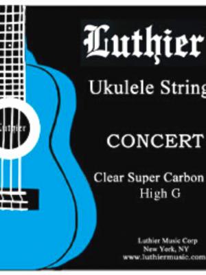 cuerdas para ukulele concierto