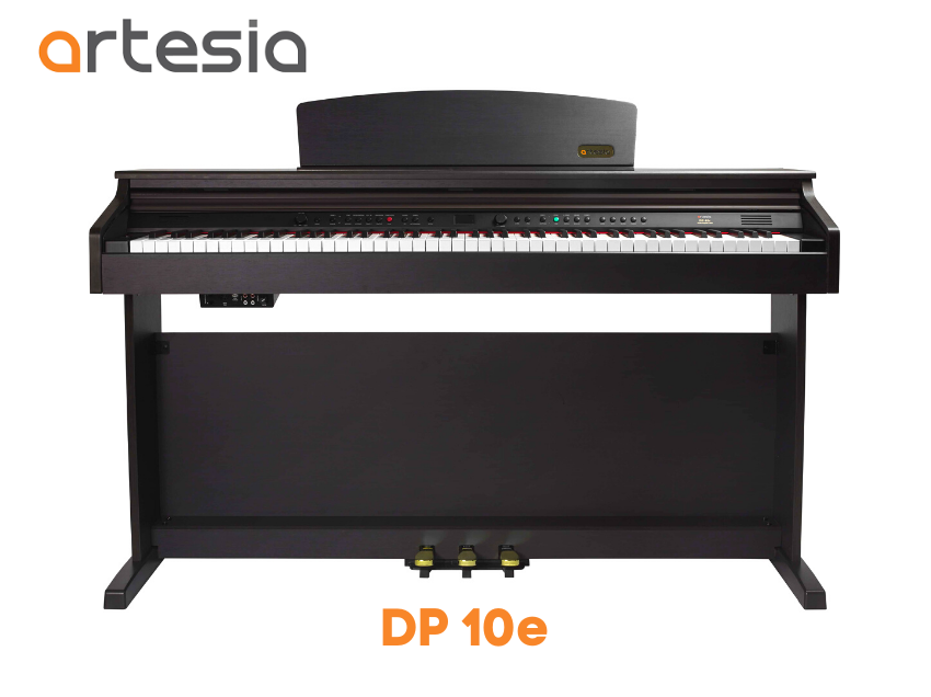 piano digital artesia dp0e