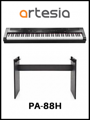 Piano Digital Artesia PA88H
