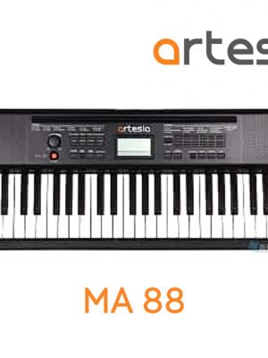 teclado digital artesia ma88