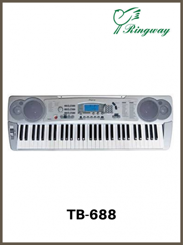 Teclado Digital Ringway TB688