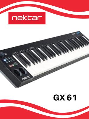 Teclado Controlador Nektar GX61