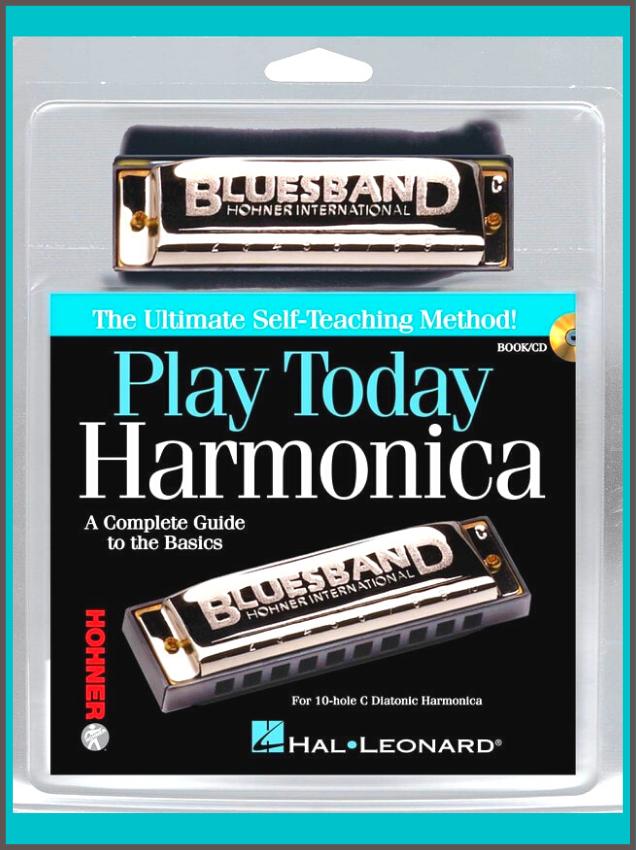 Toque Armónica Hoy! Kit Completo