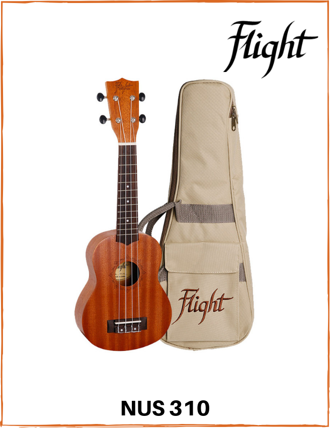 Ukulele Soprano Flight NUS310