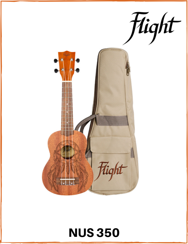 Ukulele Soprano Flight NUS350