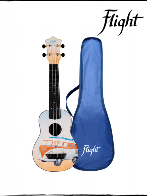 Ukulele Soprano Flight TUS25 Bus